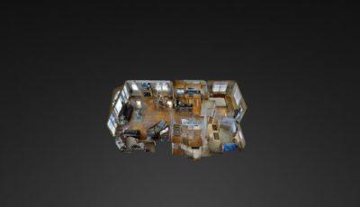 Harvey Cedars LBI Oceanfront 3D Model