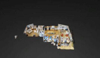 Barnegat Light Oceanfront 3D Model